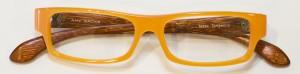 Amy Sacks Bamboo Masa Glasses