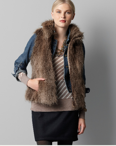 Trend Alert Adorn Yourself With Fur Styled By Amystyled