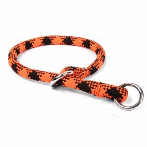 Orange-Black Training Collar
