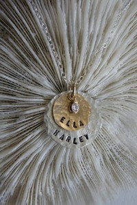 Pick Your Letters Necklace Sima Gilady