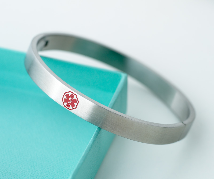 Beautiful Medical Id Jewelry Styled
